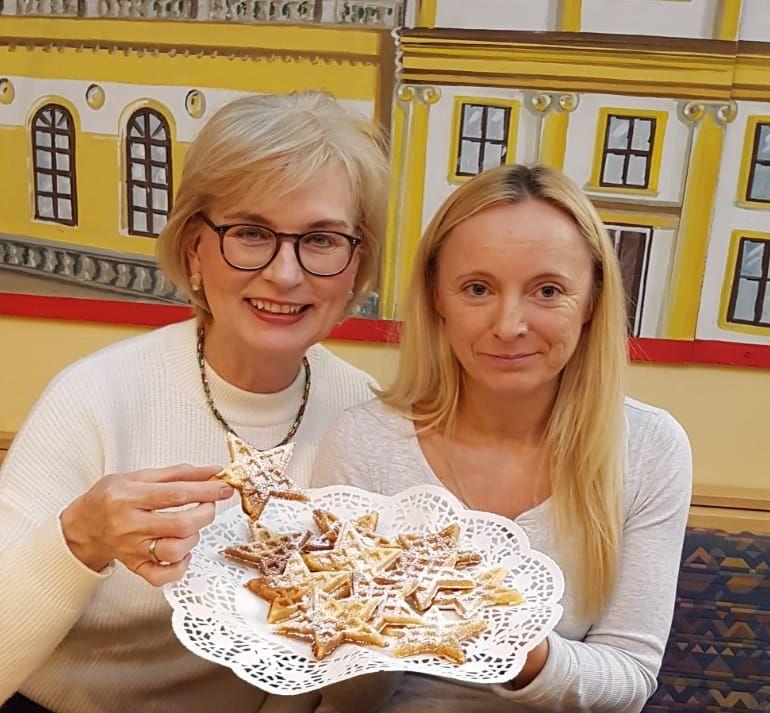 Andrea & Magda