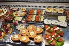 Belegte Brötchen und Brote